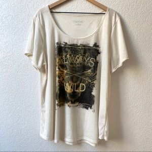 Maurices Graphic Tee 3 Plus